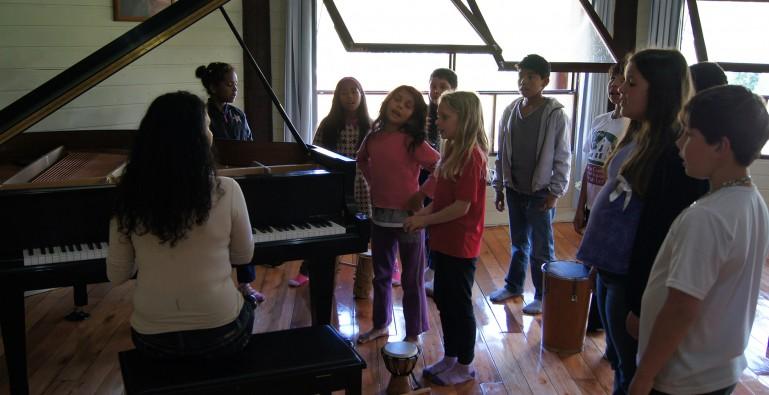 Projeto Música & Natureza:  o encontro da Educação Musical com a Educação Ambiental